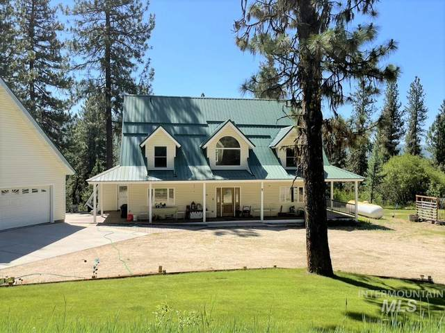 14 Card Creek, Garden Valley, ID 83622 (MLS #98798213) :: Jeremy Orton Real Estate Group