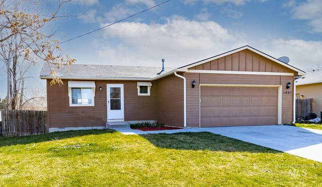 2407 Ray, Caldwell, ID 83605 (MLS #98798216) :: City of Trees Real Estate