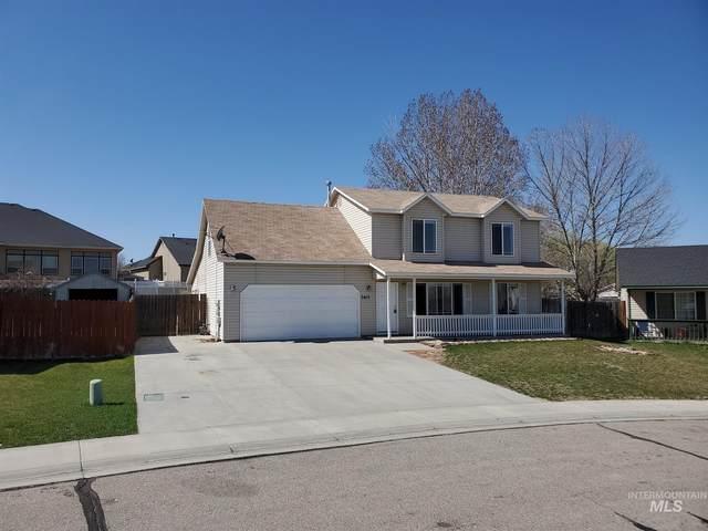 3413 Cedar Park Court, Nampa, ID 83686 (MLS #98798222) :: Bafundi Real Estate