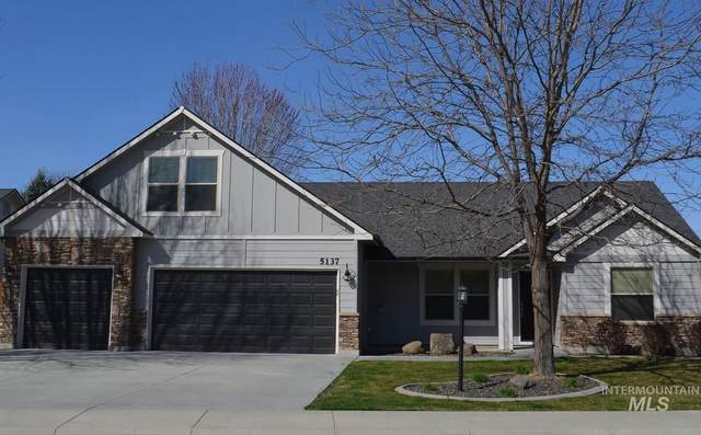 5137 N Lolo Pass Way, Meridian, ID 83646 (MLS #98798234) :: Team One Group Real Estate