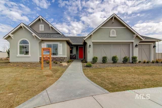 1142 E Whitetail Ct., Kuna, ID 83634 (MLS #98798236) :: Michael Ryan Real Estate