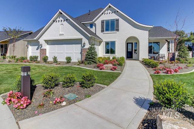 6046 E Canyon Crossing Dr., Nampa, ID 83687 (MLS #98798239) :: Team One Group Real Estate