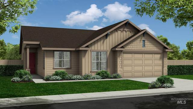 3809 E Huntly St, Meridian, ID 83642 (MLS #98798244) :: Build Idaho