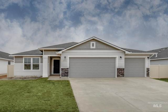 13140 S Coquille River Ave, Nampa, ID 83686 (MLS #98798310) :: Juniper Realty Group