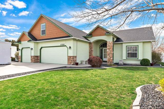 17769 Polara Way, Nampa, ID 83687 (MLS #98798341) :: The Bean Team