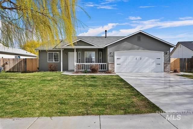 970 Johnson Drive, Middleton, ID 83644 (MLS #98798346) :: Build Idaho