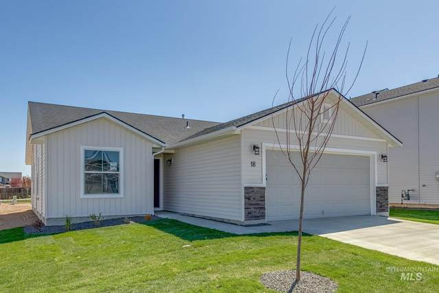 11602 Maidstone St., Caldwell, ID 83605 (MLS #98798351) :: City of Trees Real Estate