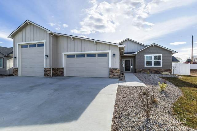 51 S Ravine Way, Nampa, ID 83687 (MLS #98798371) :: Team One Group Real Estate