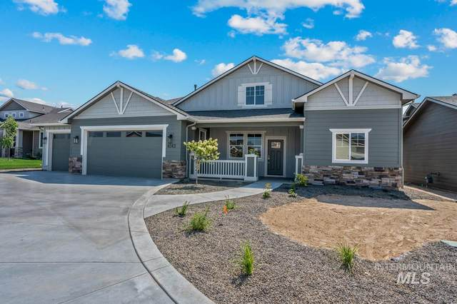 4469 E Wingate Court, Nampa, ID 83687 (MLS #98798373) :: Michael Ryan Real Estate