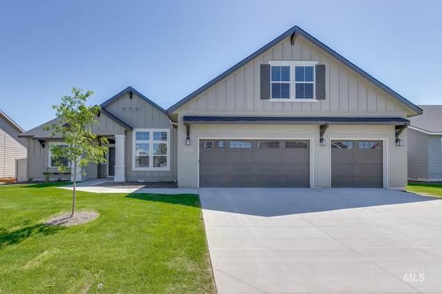 875 W Smallwood Ct, Kuna, ID 83634 (MLS #98798483) :: Build Idaho