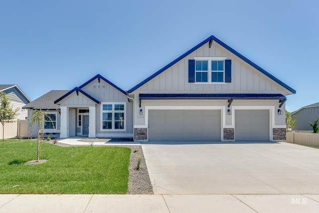 865 W Buttonbush Ct, Kuna, ID 83634 (MLS #98798484) :: Team One Group Real Estate