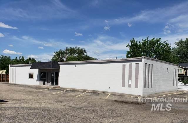 5318 Morris Hill, Boise, ID 83706 (MLS #98798489) :: Silvercreek Realty Group