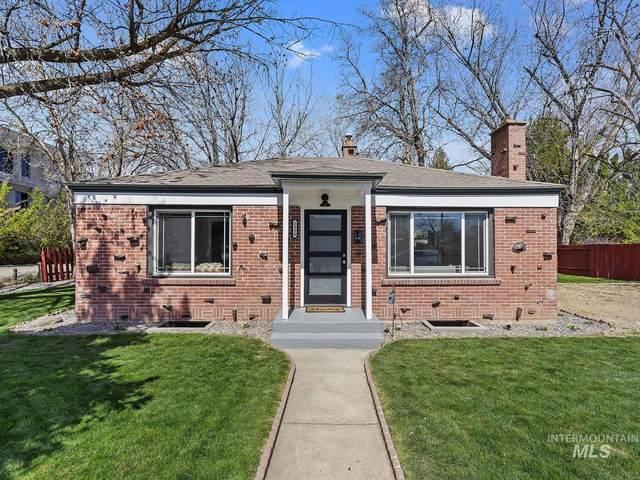 2316 W Frederic, Boise, ID 83705 (MLS #98798505) :: Build Idaho