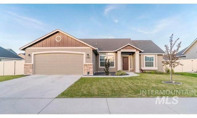 884 N Center Way, Star, ID 83669 (MLS #98798547) :: Build Idaho