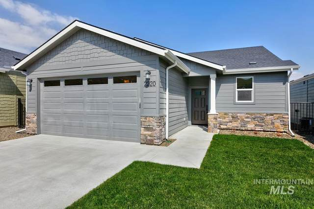 2220 E Mendota Drive, Boise, ID 83716 (MLS #98798557) :: Build Idaho