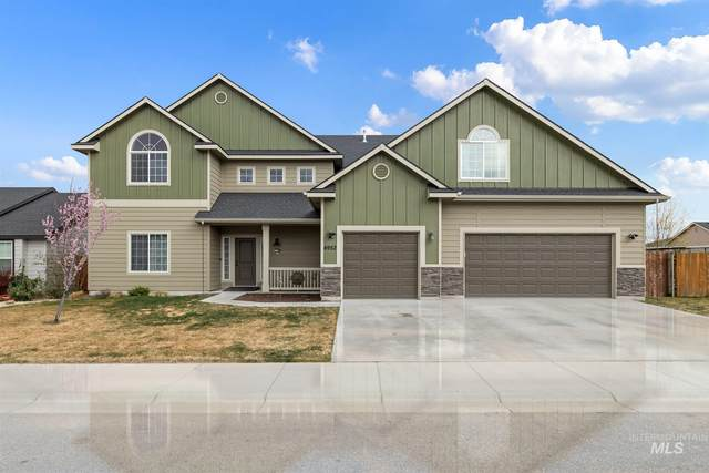 4952 N Sun Shimmer Ave, Meridian, ID 83646 (MLS #98798561) :: Build Idaho