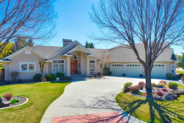 11355 W Shay Park Way, Nampa, ID 83686 (MLS #98798563) :: Boise Home Pros