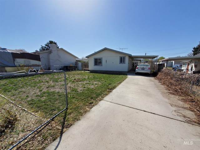 241 Blaine Ave, Nampa, ID 83651 (MLS #98798605) :: City of Trees Real Estate