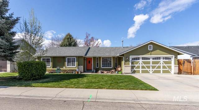 4339 S Rimview Way, Boise, ID 83716 (MLS #98798624) :: City of Trees Real Estate