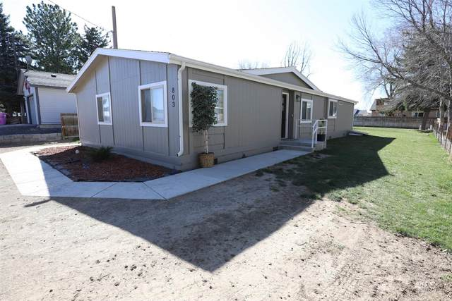 803 E Ave. H, Jerome, ID 83338 (MLS #98798640) :: Boise River Realty
