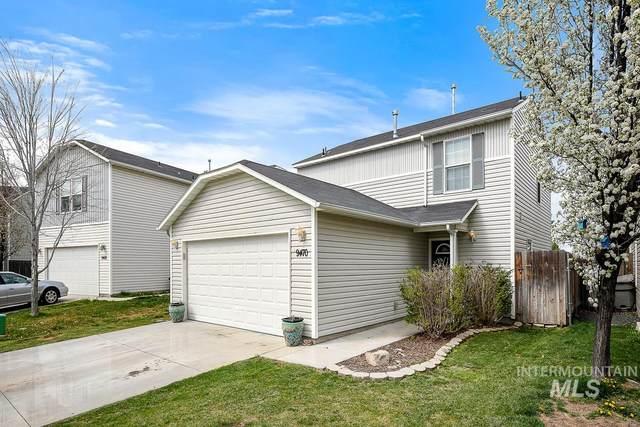9470 W Hearthside Dr, Boise, ID 83709 (MLS #98798644) :: Build Idaho