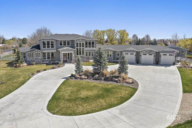 3039 W Reflection Ln, Eagle, ID 83616 (MLS #98798654) :: Boise Home Pros