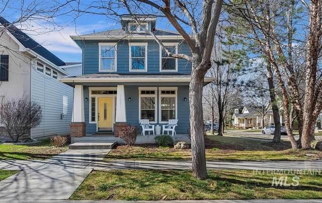5261 E Arrow Junction, Boise, ID 83716 (MLS #98798662) :: Build Idaho