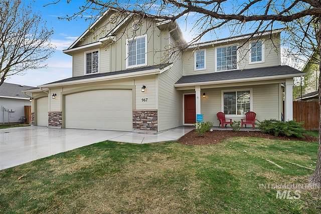 967 N Portchester Ave, Meridian, ID 83642 (MLS #98798715) :: Michael Ryan Real Estate