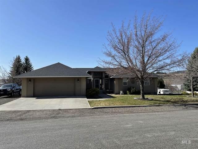 801 Smith St, Cottonwood, ID 83522 (MLS #98798724) :: Build Idaho