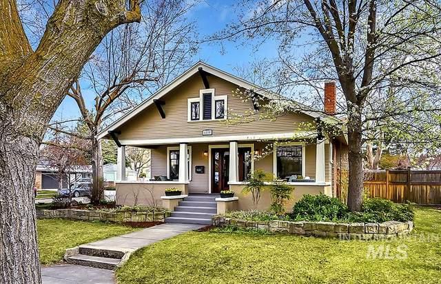 1820 N Harrison Blvd, Boise, ID 83702 (MLS #98798730) :: Trailhead Realty Group