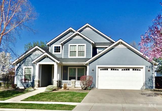 1302 W Hitchcock, Meridian, ID 83646 (MLS #98798752) :: Build Idaho