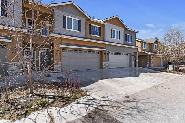 436 51st Street, Garden City, ID 83714 (MLS #98798754) :: Build Idaho