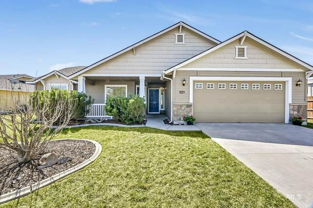 929 E Stormy Dr, Meridian, ID 83642 (MLS #98798764) :: City of Trees Real Estate