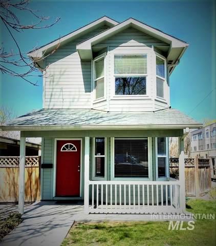 2802 W Regan, Boise, ID 83702 (MLS #98798774) :: Build Idaho