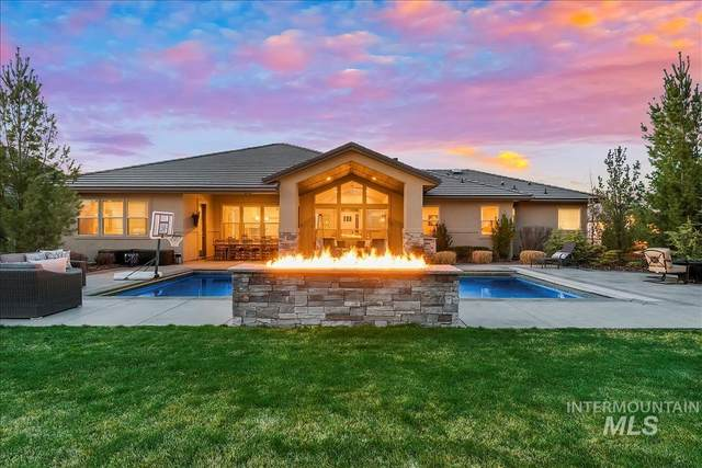 3363 W Ryder Cup Drive, Meridian, ID 83646 (MLS #98798777) :: Epic Realty