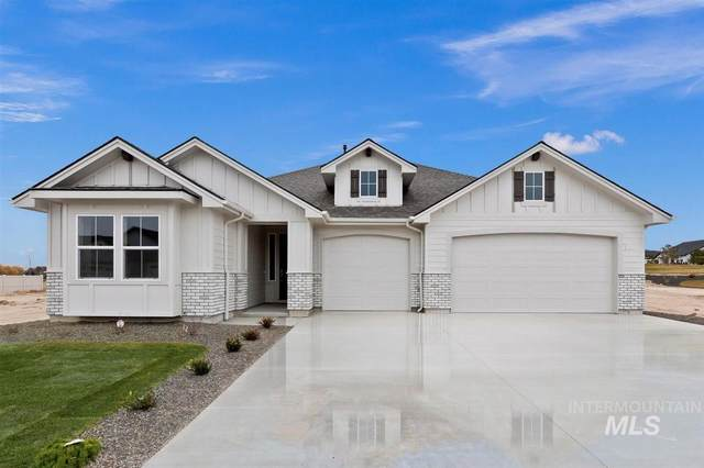1355 W Tenzing Street, Nampa, ID 83686 (MLS #98798779) :: Build Idaho