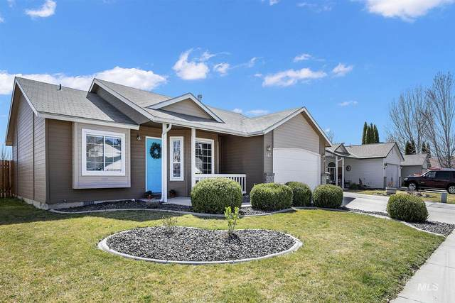 367 W Case St., Kuna, ID 83634 (MLS #98798784) :: Build Idaho