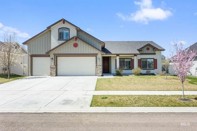 2319 S Spoonbill Ave, Meridian, ID 83642 (MLS #98798816) :: Build Idaho