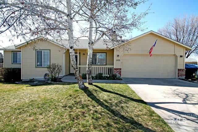 1553 Ryegrass, Kuna, ID 83634 (MLS #98798818) :: Build Idaho