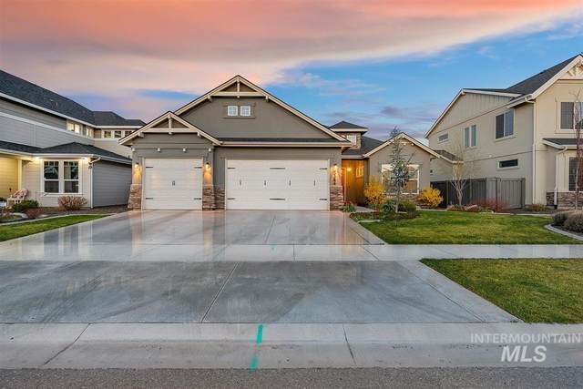 5344 S Palatino Ave, Meridian, ID 83642 (MLS #98798819) :: Trailhead Realty Group