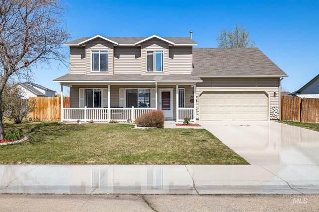 2406 E Ohio Ave, Nampa, ID 83686 (MLS #98798835) :: Team One Group Real Estate