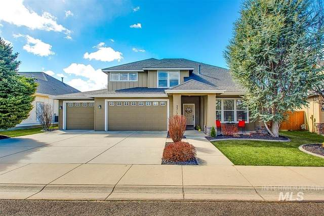 2215 E Greiner St., Meridian, ID 83642 (MLS #98798839) :: Jon Gosche Real Estate, LLC
