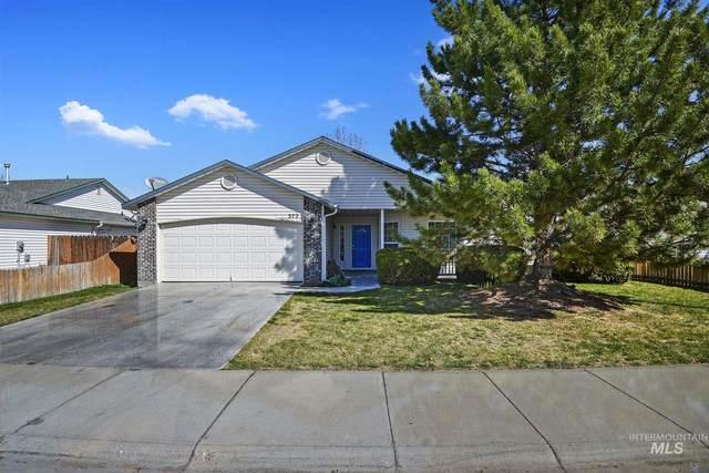 372 W Trophy St, Kuna, ID 83634 (MLS #98798844) :: City of Trees Real Estate