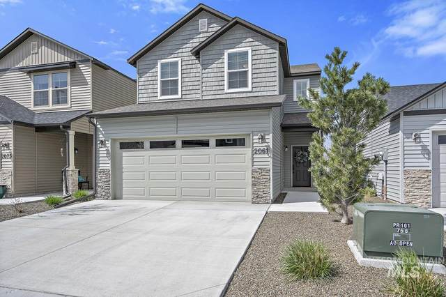 2061 S Hills Ave, Meridian, ID 83642 (MLS #98798861) :: Build Idaho