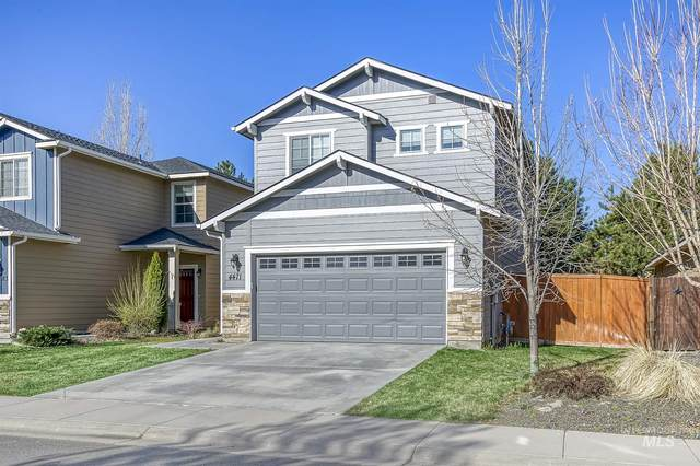 4471 S Old Sport Lane, Boise, ID 83716 (MLS #98798869) :: City of Trees Real Estate