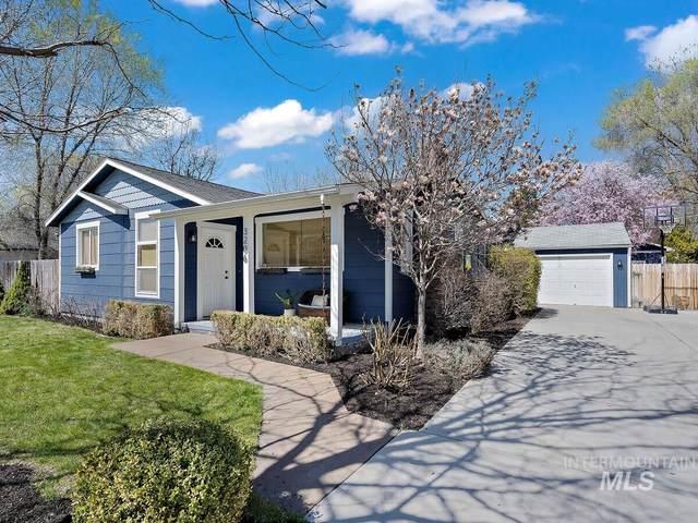 3206 W Hansen Ave, Boise, ID 83703 (MLS #98798874) :: Build Idaho