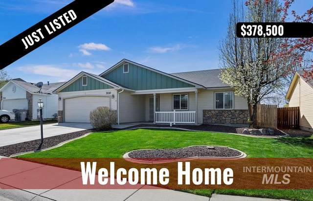 3110 Bristol Ave, Caldwell, ID 83605 (MLS #98798877) :: Team One Group Real Estate
