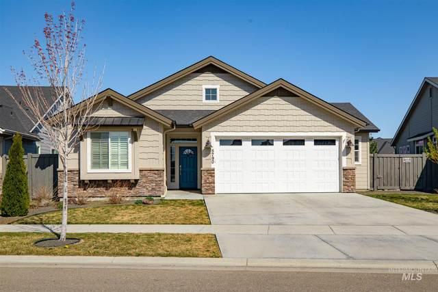 5790 S. Wayland Way, Meridian, ID 83642 (MLS #98798880) :: Build Idaho