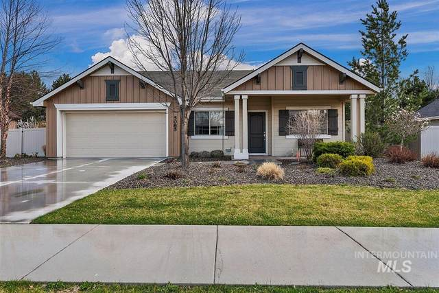 5085 W Lockner Street, Eagle, ID 83616 (MLS #98798899) :: Build Idaho