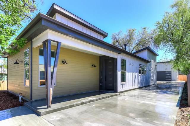 119 E 36th Street, Garden City, ID 83714 (MLS #98798916) :: Build Idaho